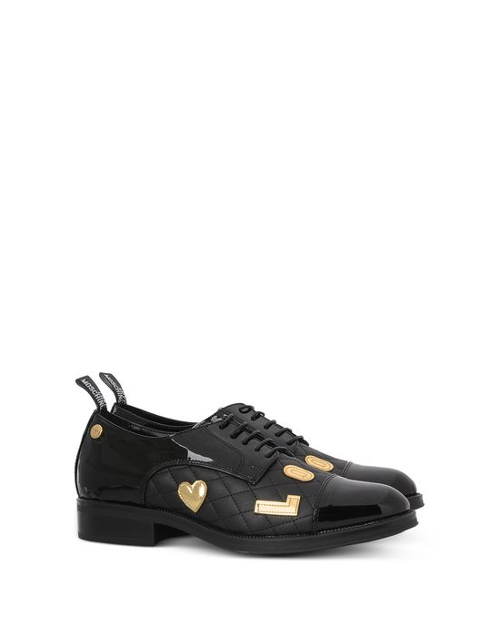 low priced e745d cf605 scarpe love moschino