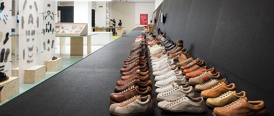 mostra Camper Life on foot