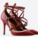 valentino scarpe color block