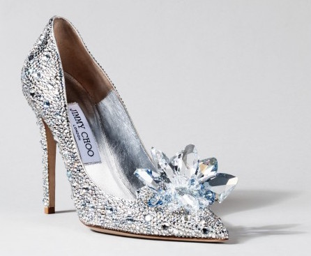 "Le ""Cinderella Shoes"" di Jimmy Choo"