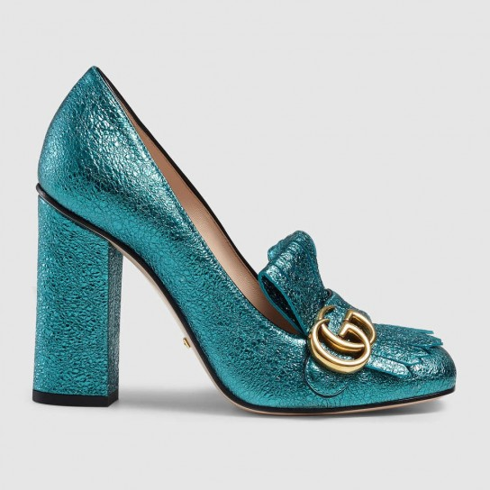 pumps-laminate-gucci. scarpe magazine jpg