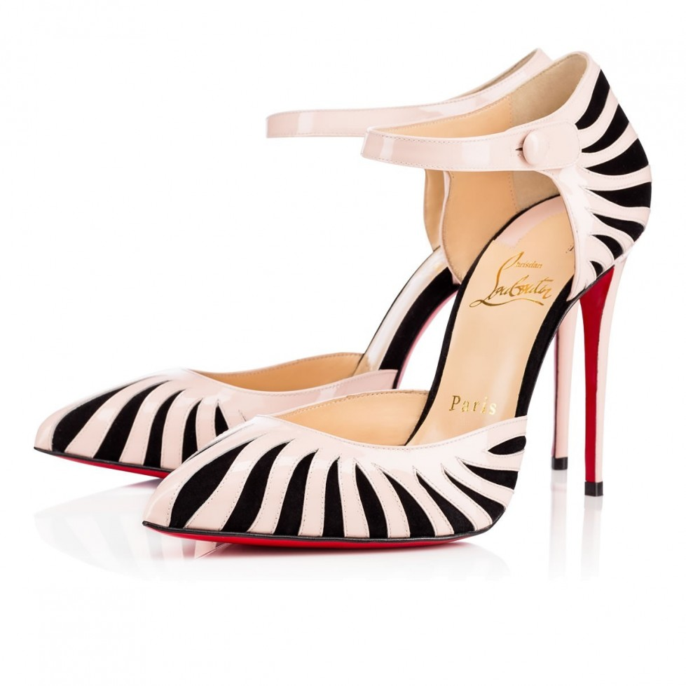 mary-jane-bicolor- scarpe magazine christian-louboutin