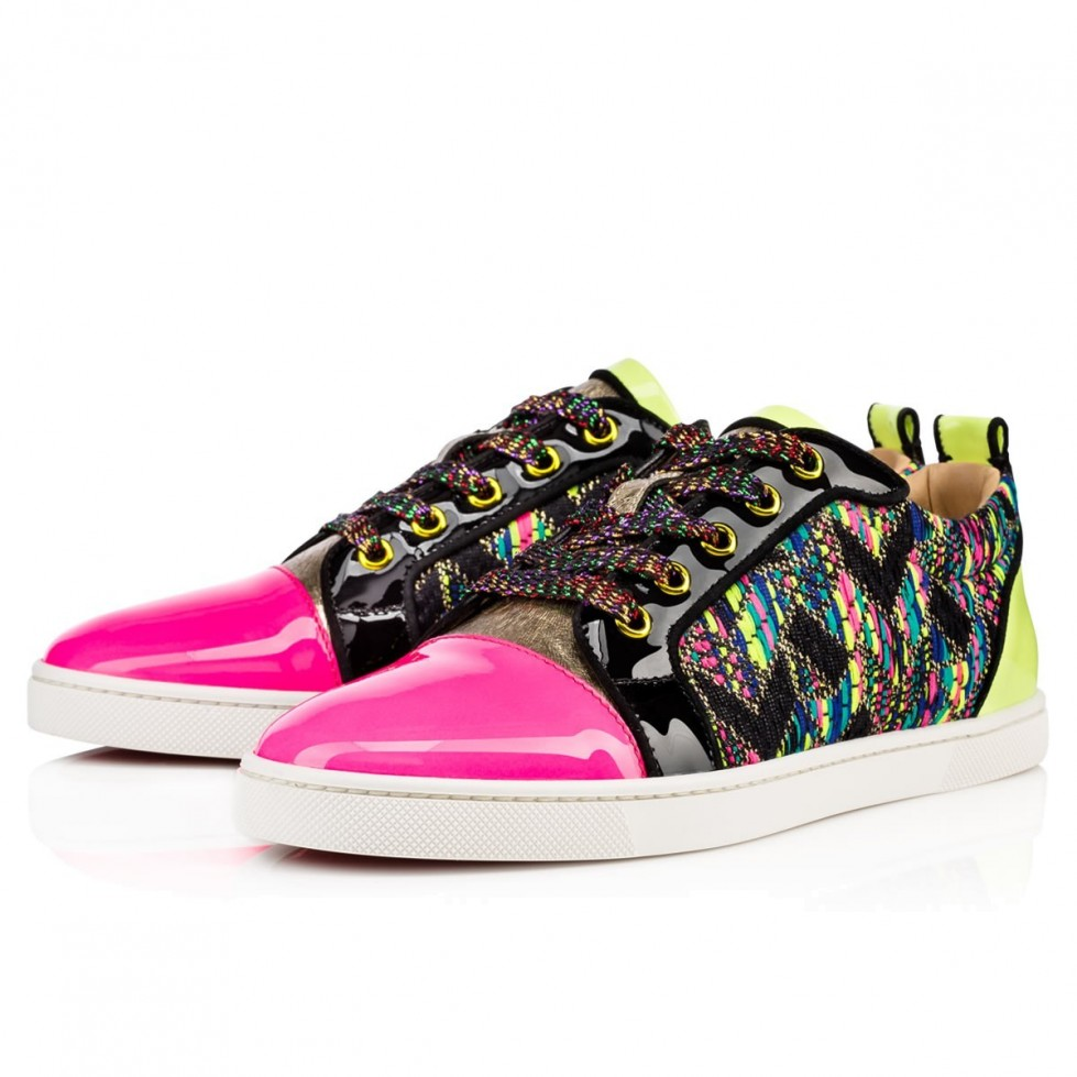 sneakers-colorate-scarpe magazine christian-louboutin