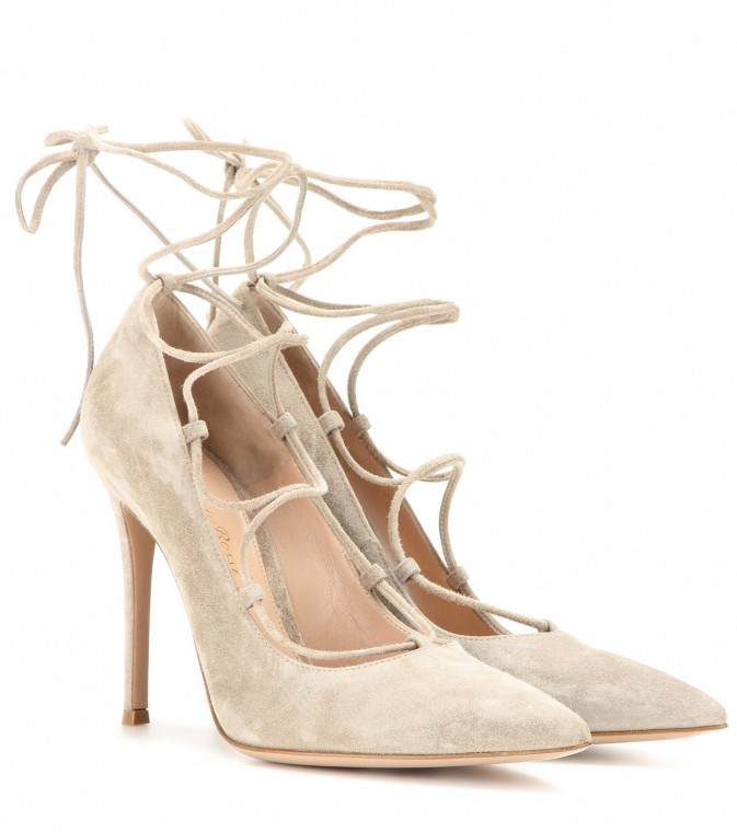 pumps-in-suede-gianvito-rossi scarpemagazine