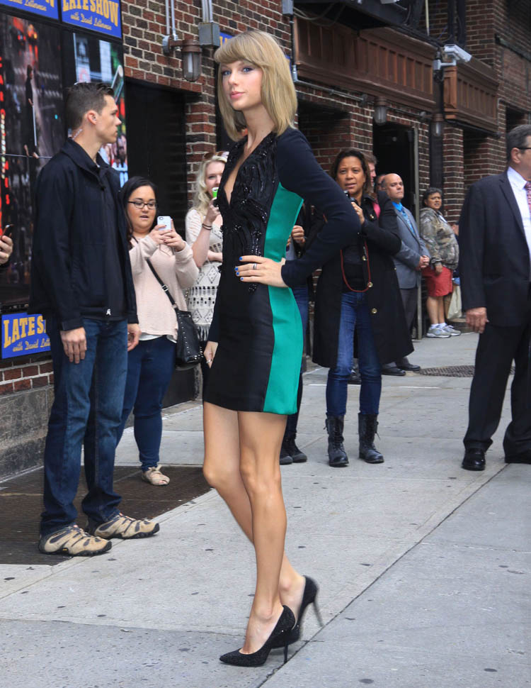 The Late Show With David Letterman 2014