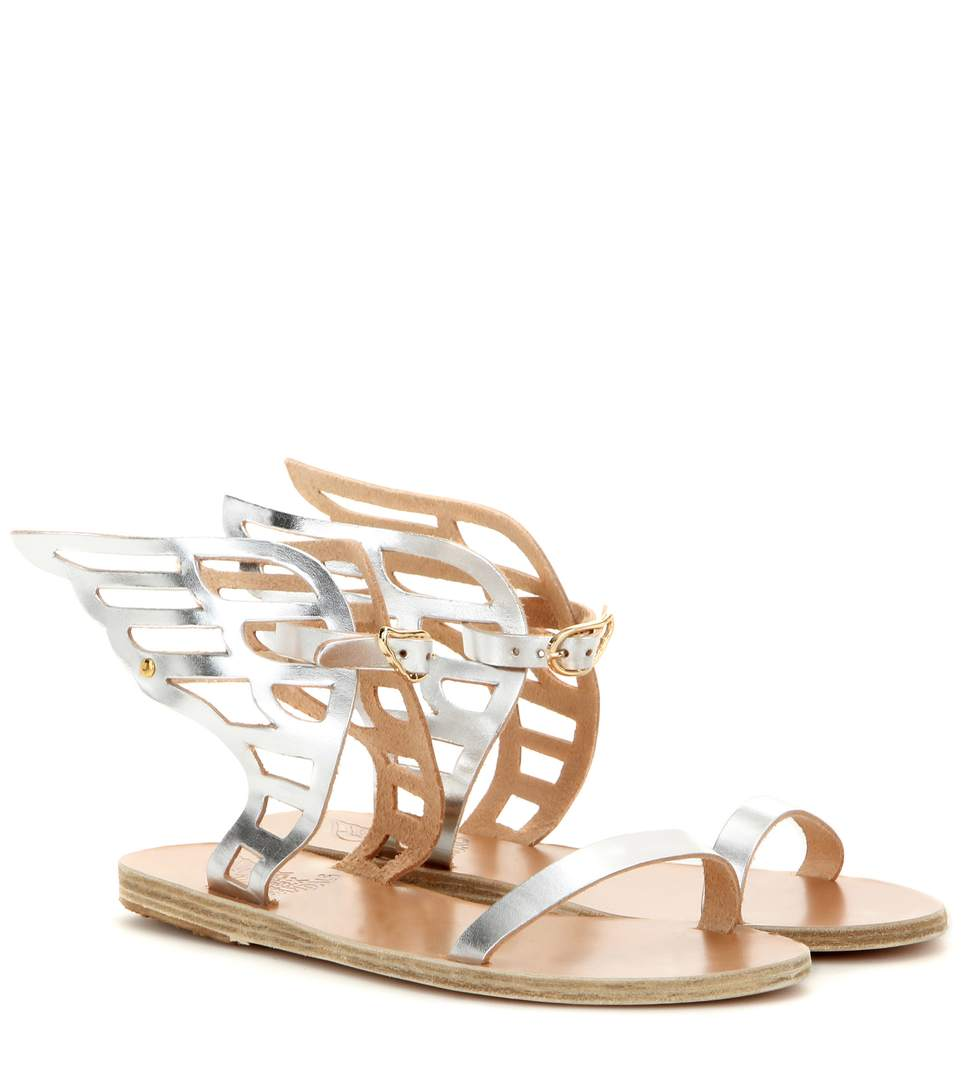 P00165098-Ikaria-metallic-leather-sandals-STANDARD