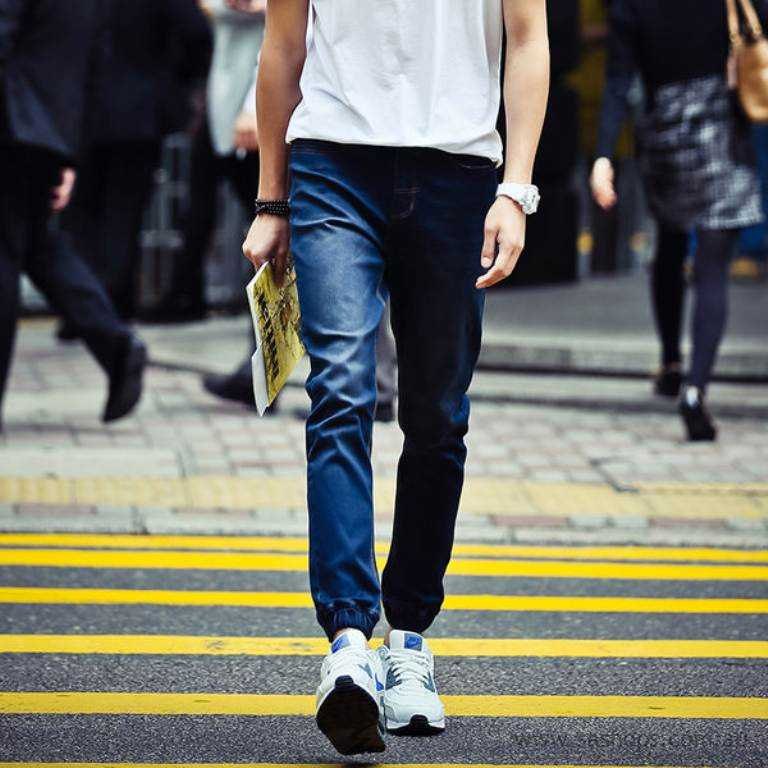 2015 New Arrival Men Jeans Street Style Straight Handsome Cool Stars Love Cotton As the Phot