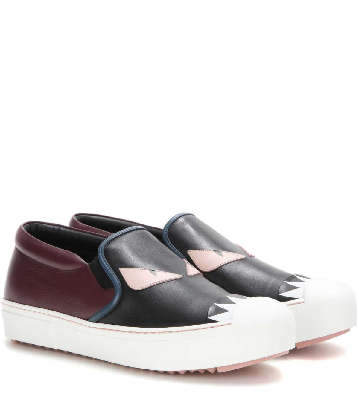 fendi slip on+