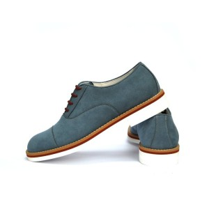 fera libens denim shoes