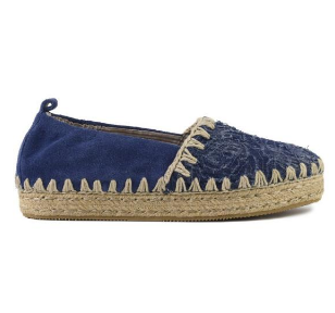 espadrillles denim and suede  € 139,00