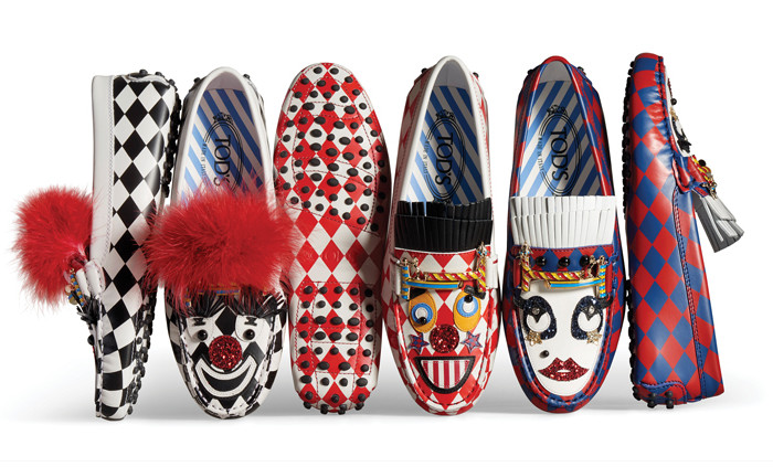 TOD'S CIRCUS: LA NUOVA CAPSULE COLLECTION TOD'S