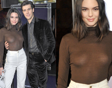 Roberto Bolle e Kendall Jenner, insieme per Tod's