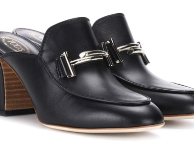 Mules by Tod's
