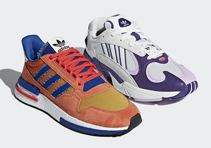 Adidas: le nuove scarpe per i fan di Dragon Ball
