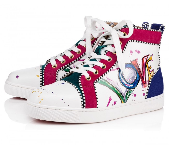 Sneakers by Louboutin