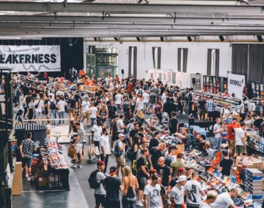 SNEAKERS DA AMARE: A MILANO L'EVENTO PER GLI SNEAKERS ADDICTED