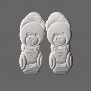 Moschino Teddy Shoes soles