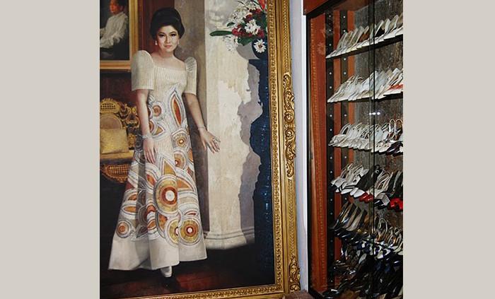 La regina delle scarpe: Imelda Marcos