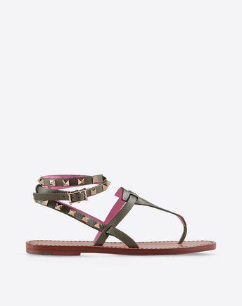 Sandalo basso Rockstud –€620
