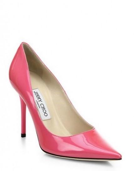 Quinto posto: pumps rosa