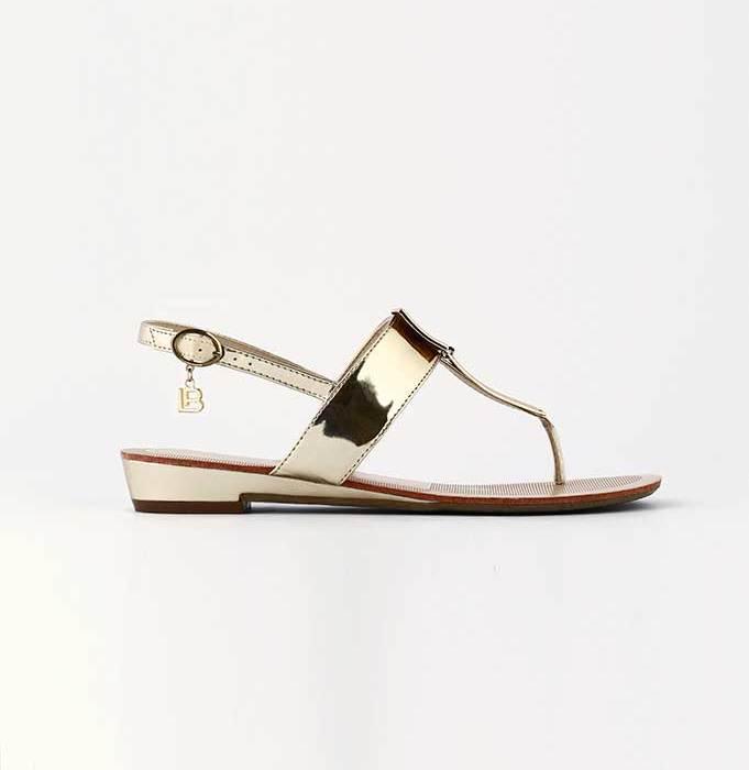 Sandalo dorato