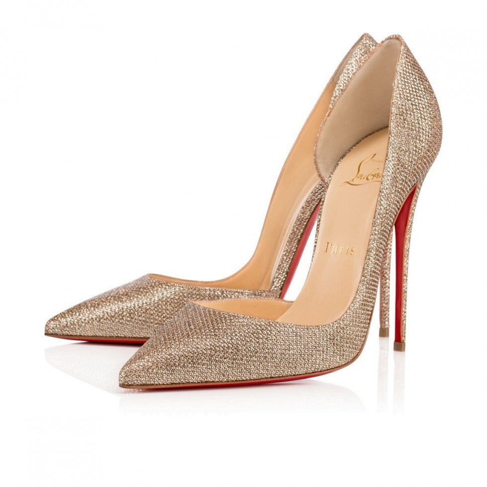 Numero 4: Pumps Gold