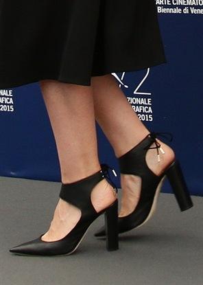 Le scarpe di Anita Caprioli