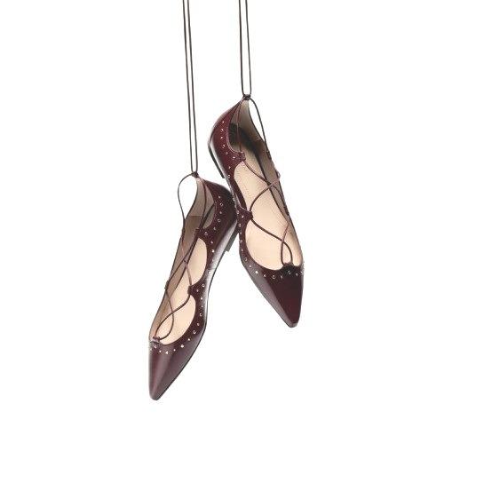 scarpe magazine lacci lace up 1