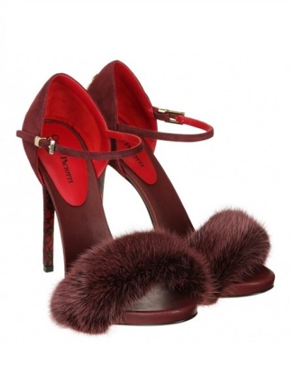 scarpe magazine  sandali-in-pelliccia-cesare-paciotti