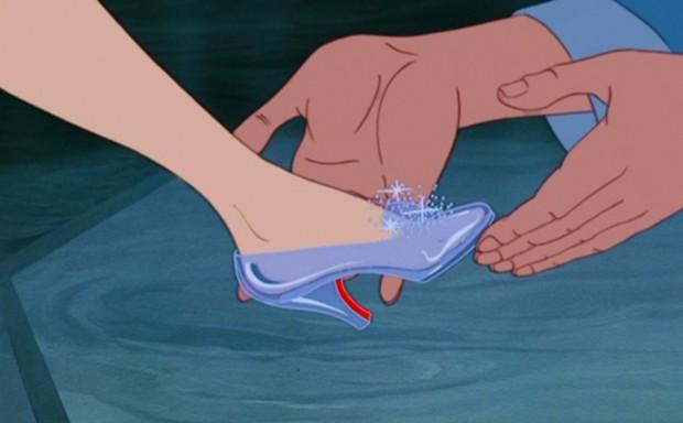 "Dal film d'animazione Disney ""Cenerentola"""