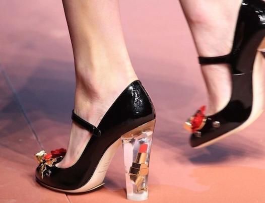 mary-jane-nere-con-dolce e gabbana scarpe magazine