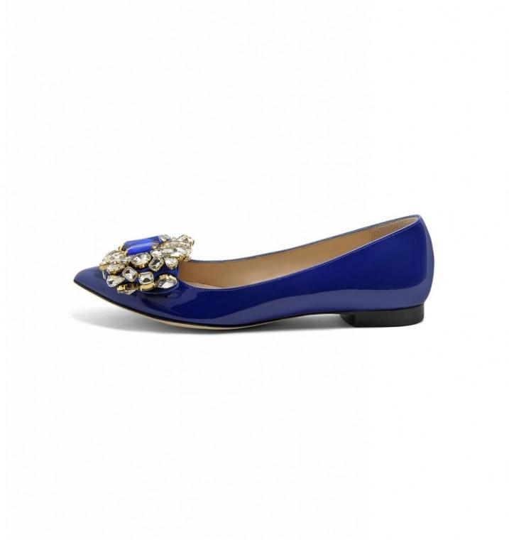 ballerine-blu-gedebe scarpe magazine scarpemagazine