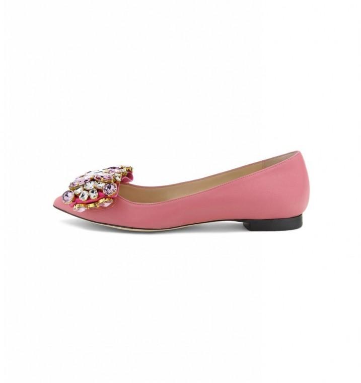 ballerine-rosa-gedebe scarpe magazine scarpemagazine