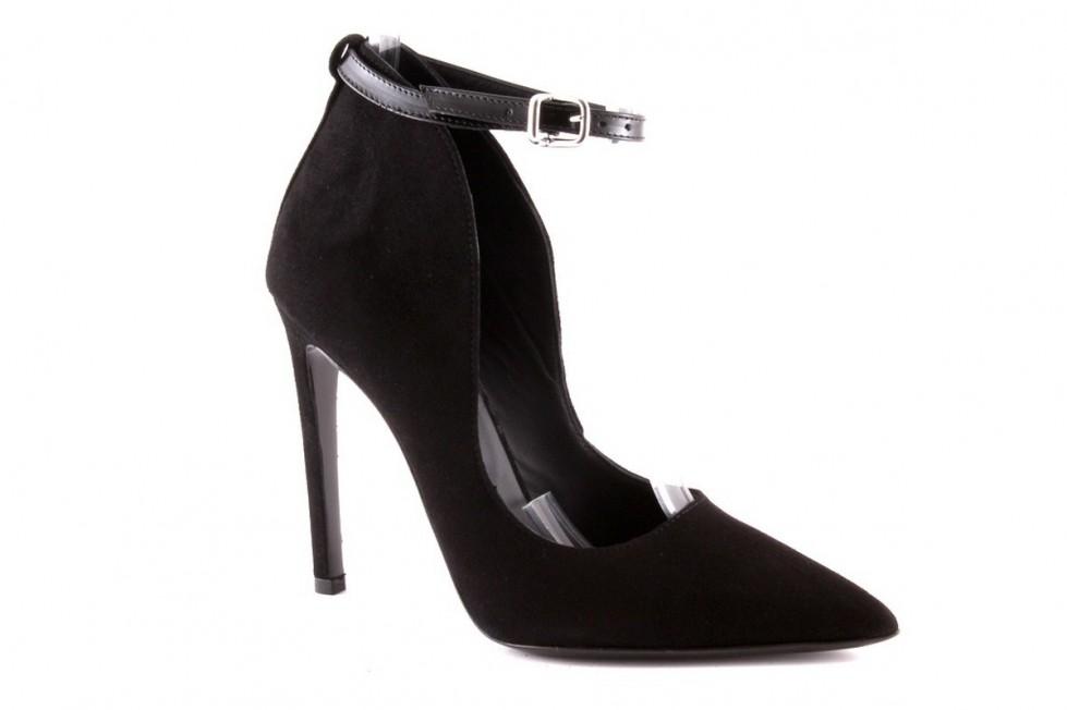 decolletes-camoscio-nero-con-cinturino-alla-caviglia-giancarlo- scarpe magazine scarpemagazine paoli