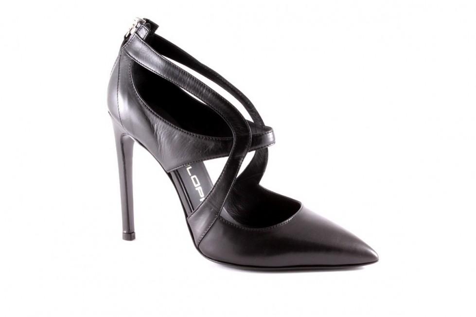 decolletes-in-pelle-nera-a-punta-giancarlo-paoli.j scarpe magazine scarpemagazine pg