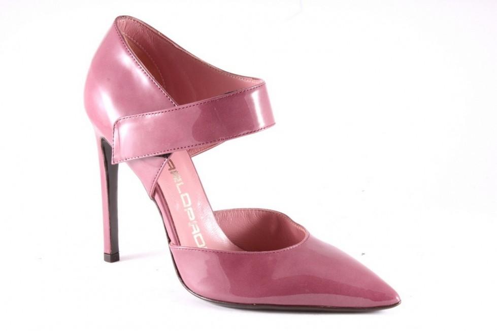 decolletes-in-vernice-rosa-antico. scarpe magazine scarpemagazine jpg