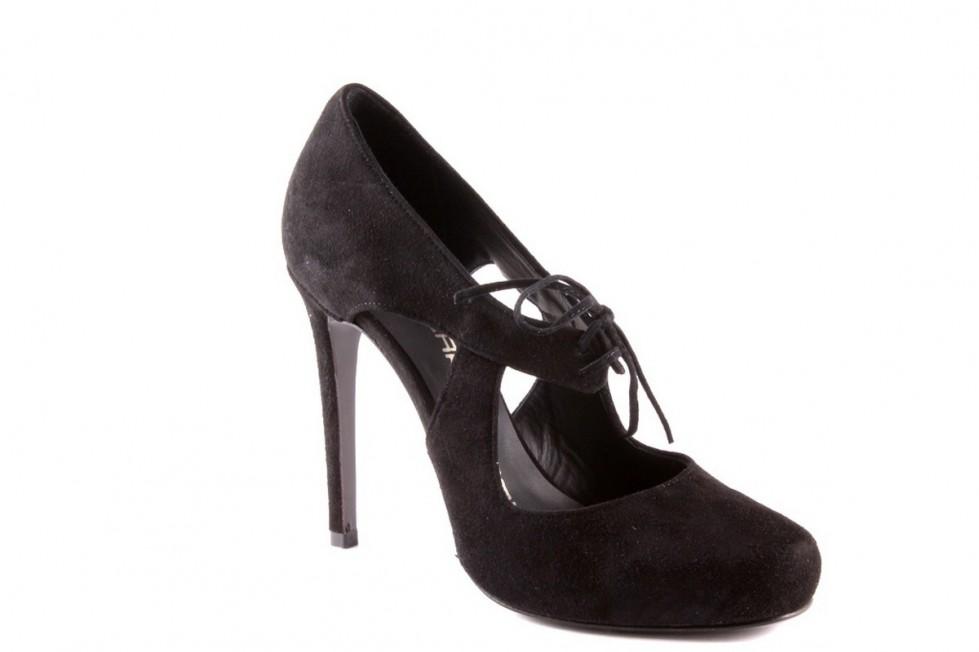 decolletes-lace-up-nere-in-camoscio.j scarpe magazine scarpemagazine pg