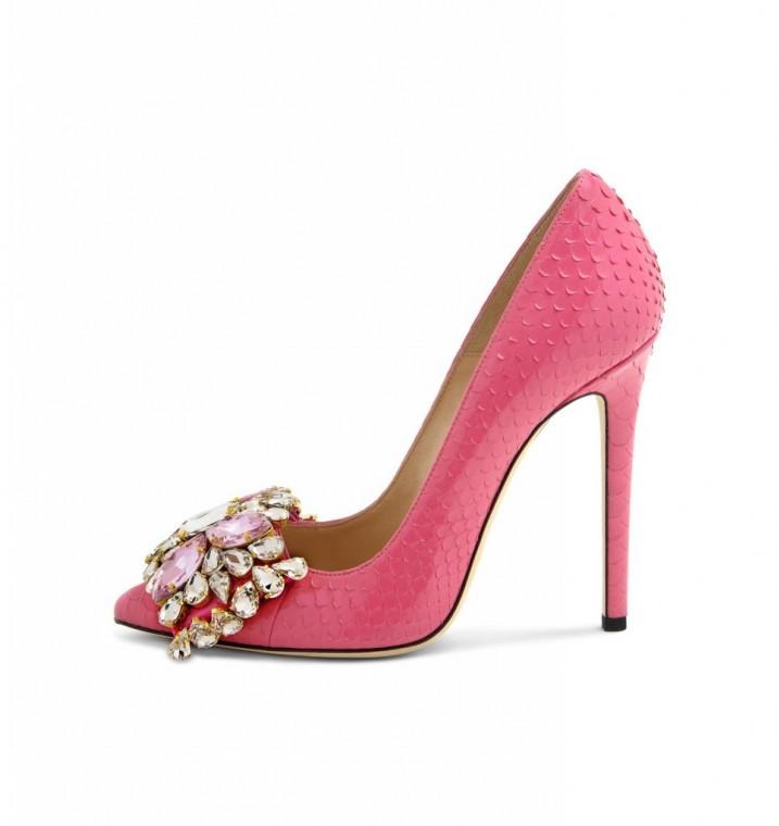 pumps-rosa. scarpe magazine scarpemagazinejpg
