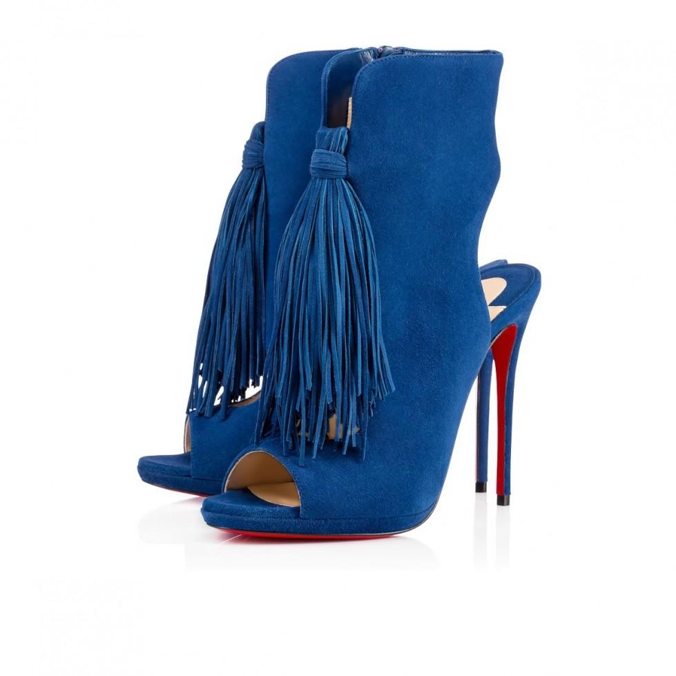 ankle-boot-con-frange scarpe magazine
