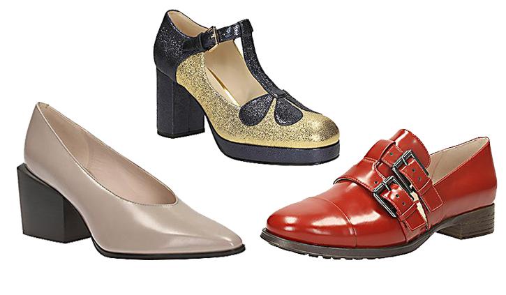 scarpe clarks nuove
