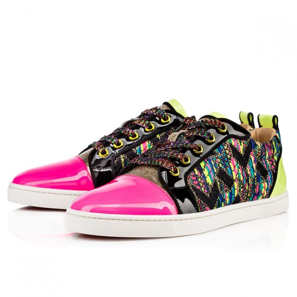 sneakers-colorate-scarpe magazine christian-louboutin