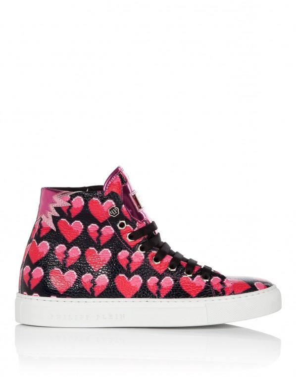 sneakers-conscarpe magazine-stampa-colorata