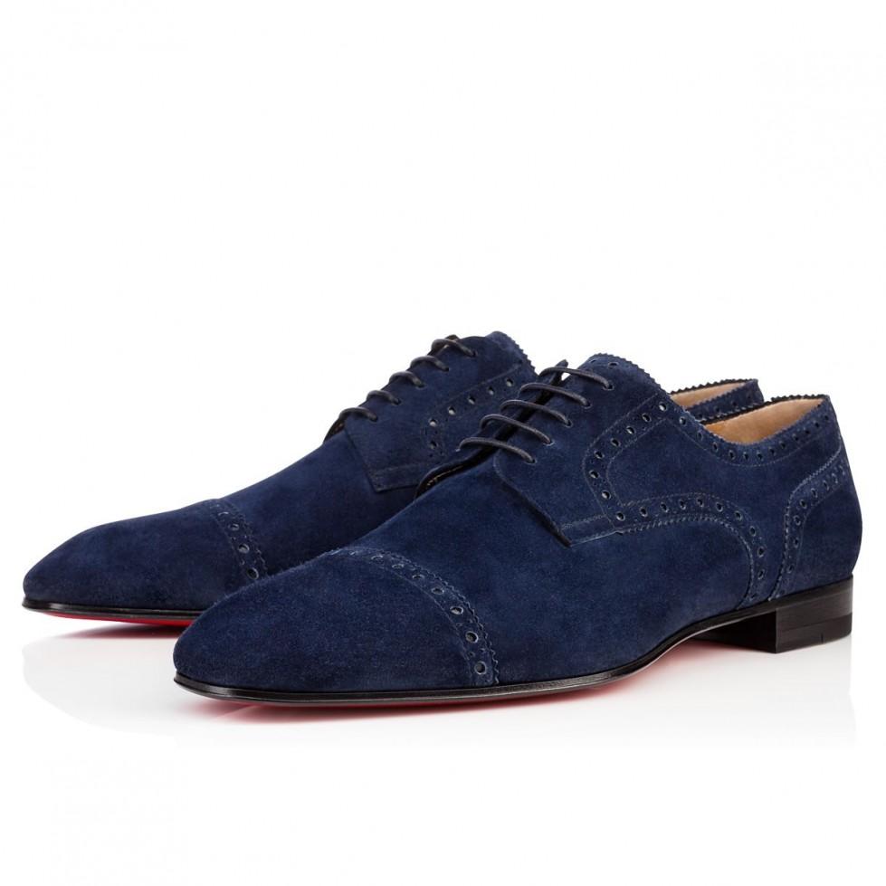 stringate-in-suede scarpe magazine