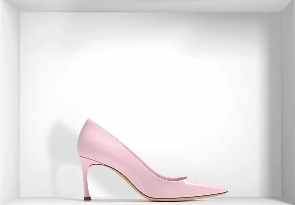 decolletes-in-pelle-rosa-pastello scarpe magazine