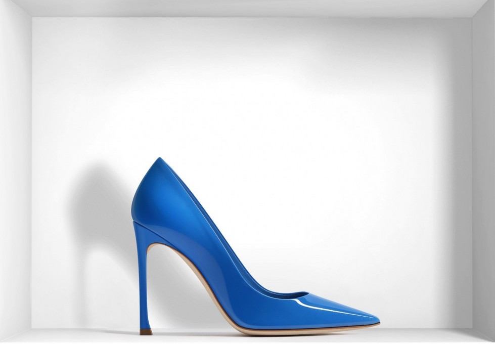 decolletes-in-vernice-azzurre scarpe magazine
