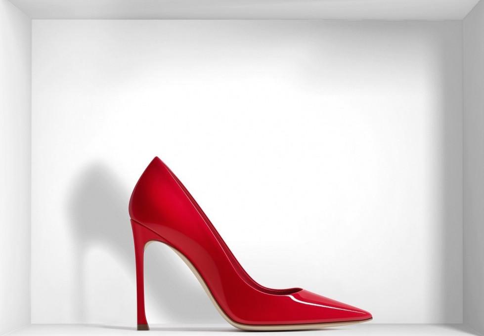 decolletes-rosse-di-vernice scarpe magazine