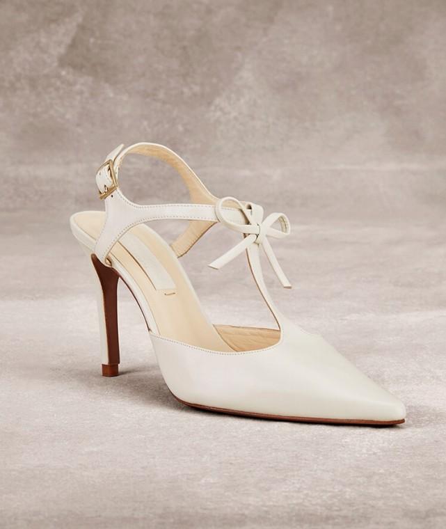 slingback-t-bar-con-fiocco-color-panna scarpemagazine
