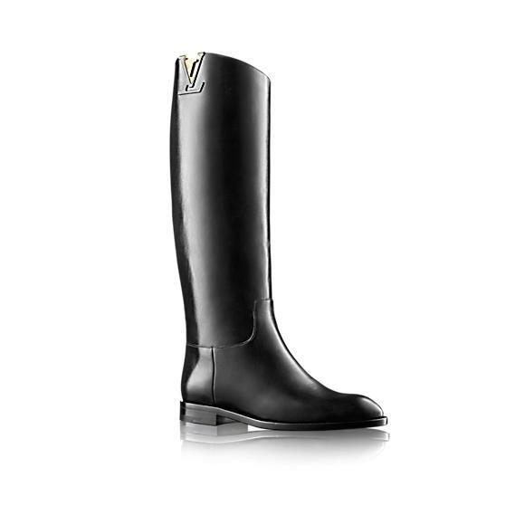stivale-nero-louis-vuitton scarpe magazine