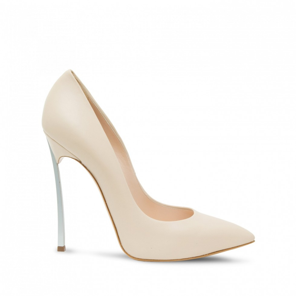 decolletes-rosa-cipria-con-tacco-alto scarpe magazine