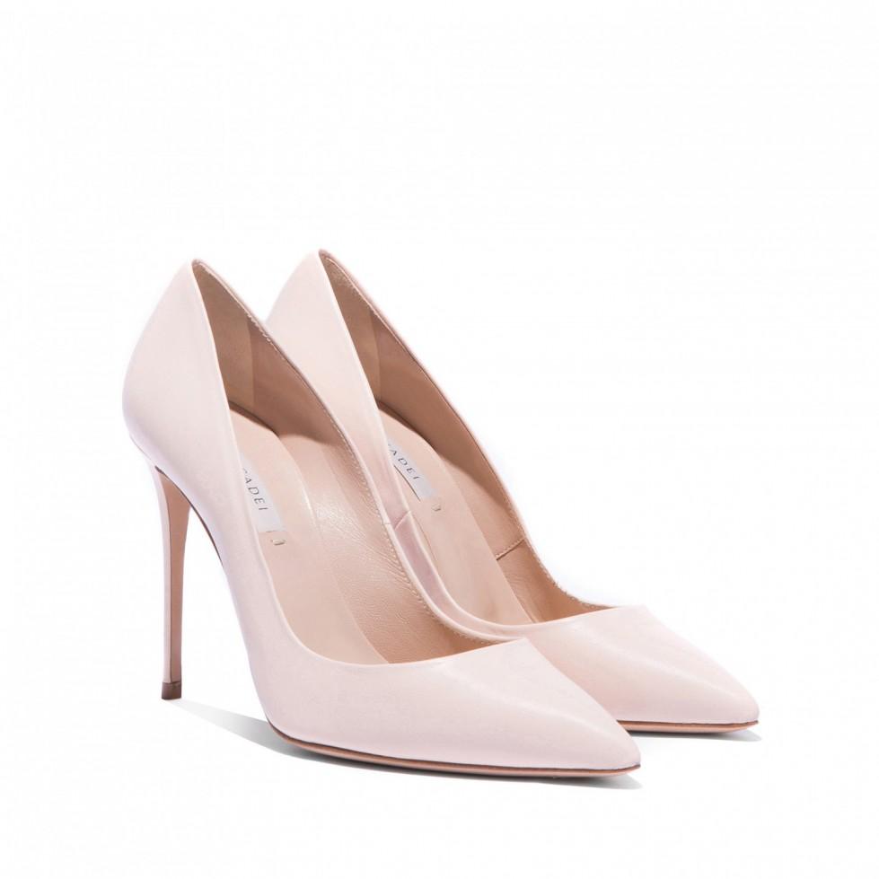 pumps-rosa-quarzo-casadei scarpe magazine